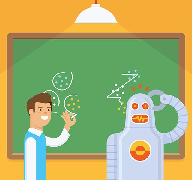 Resultado de imagem para O que é aprendizado de máquina?